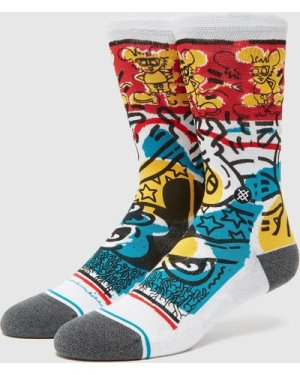 Stance Primary Haring Sock, Multi