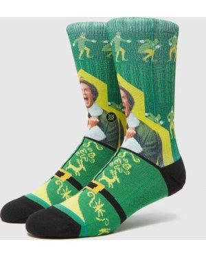 Stance I Know Him Socks, Green