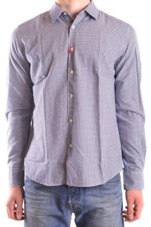 Altea Men's Shirt In Blue