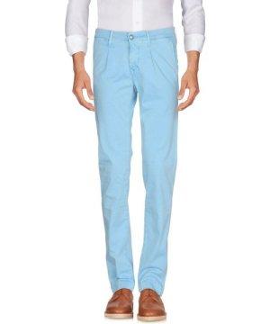 Jacob Cohёn Cohen Sky Blue Cotton Chino Trousers