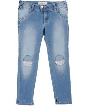Met Jeans DENIM Blue Girl Cotton