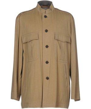 Dries Van Noten Sand Alpaca Jacket