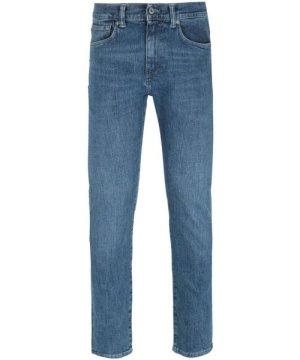 Edwin ED-80 Slim Tapered Blue Tsukiya Wash Denim Jeans