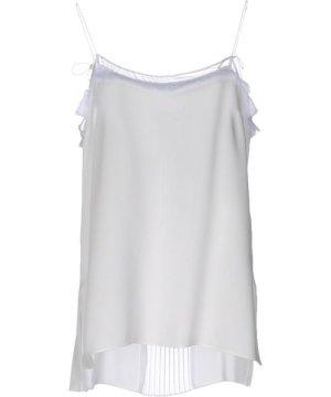 Elie Tahari White Silk Camisole
