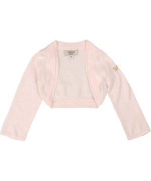 Armani Junior KNITWEAR Light pink Girl Cotton