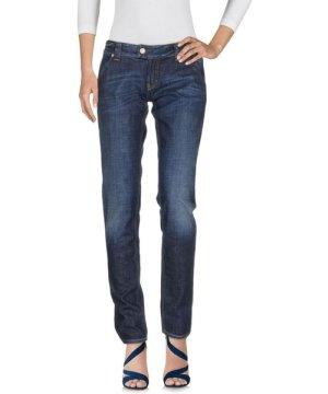 Jacob Cohёn Cohen Blue Cotton Straight Leg Jeans