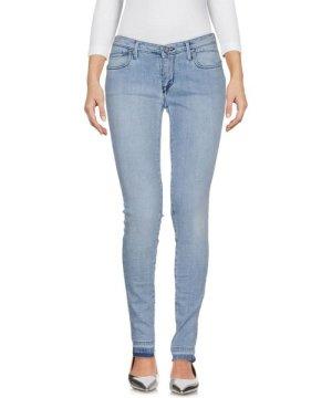 Oaks Blue Cotton Skinny Jeans