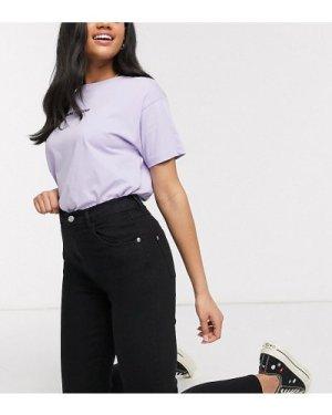 Wednesday's Girl high waist skinny jeans in black wash
