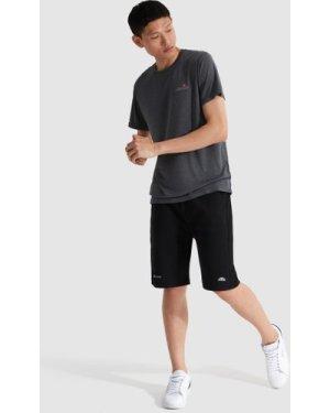Becketi T-Shirt Black Marl
