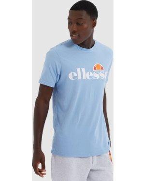 Small Logo Prado T-Shirt Light Blue