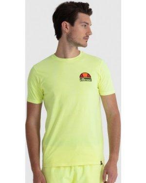 Cuba T-Shirt Neon Yellow