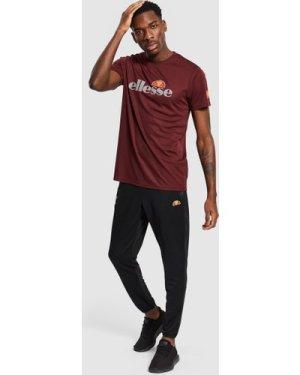 Sammeti T-Shirt Burgundy Marl