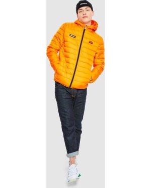 Lombardy Padded Jacket Orange