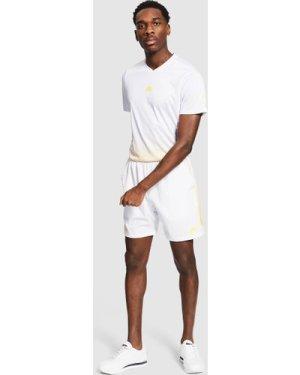 Enzo Shorts White