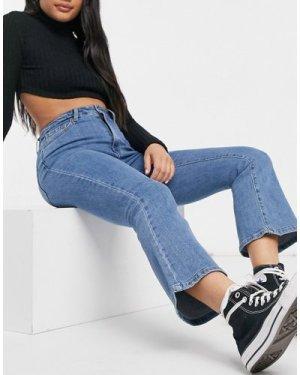 Object Diju Flared Jeans in light blue
