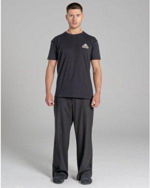 Bellfield Aspen Men's T-Shirt | Black, Extra Large