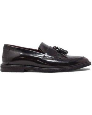 North Fringe Tassel Loafers