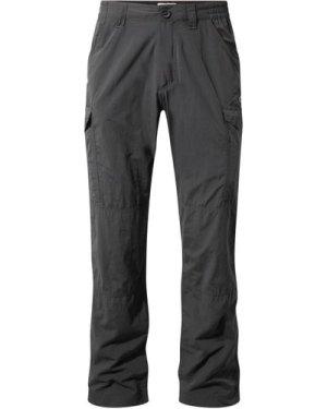 NosiLife Cargo Trousers Black Pepper