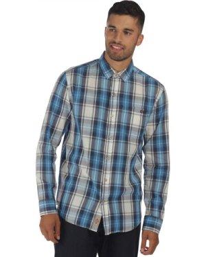 Benas Shirt Coastal Blue