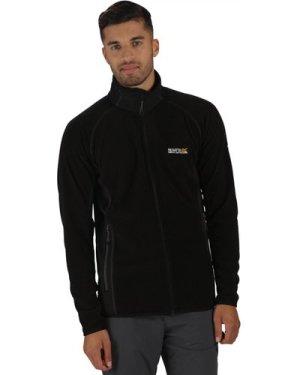Heaton II Fleece Black Black
