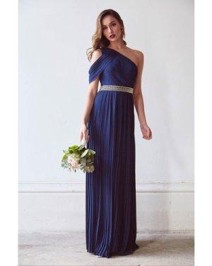 TFNC Jovie Navy Maxi Dress