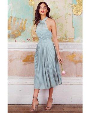 TFNC Samantha Green Lily Midi Dress