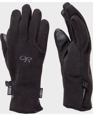Outdoor Research Men's Gripper Sensor Glove, Black/BLK