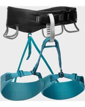 Black Diamond Women's Momentum Climbing Harness, Blue