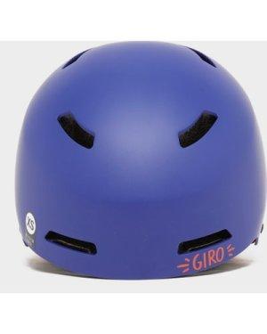 GIRO Kids' Crue Mips Helmet, Blue/BLU