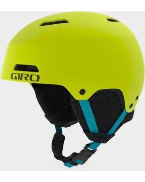 GIRO Kids' Crue Snow Helmet, Yellow/YEL