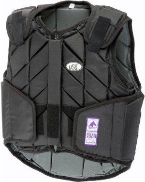 USG Eco-Flexi Body Protector, Black/ECO-FL
