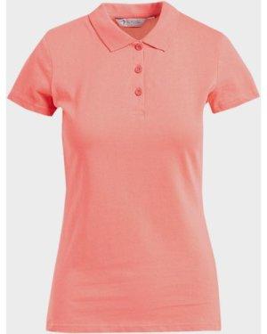 Regatta Women's Sintons Polo Shirt, Red/RED