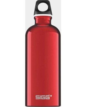 Sigg Water Bottle Traveller 0.6L, RED/RED