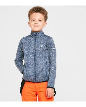 Dare 2B Kids Inexor Full Zip Fleece, Blue/Blue