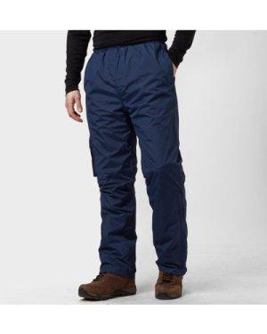 Peter Storm Men's Storm Waterproof Trousers, Navy/NVY