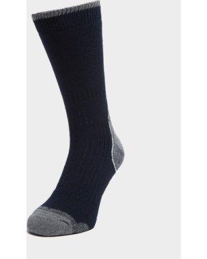 Brasher Men's Hiker Socks, NAVY