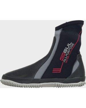GUL All Purpose 5mm Boots, Black/5MM