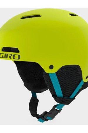 Giro Kids' Crue Snow Helmet - Yellow/Yel, Yellow/YEL