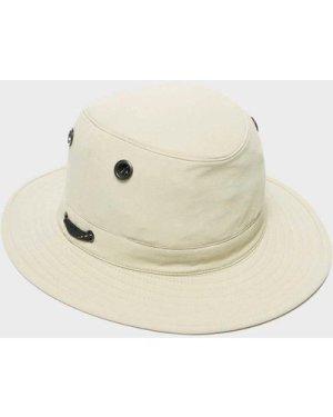 Tilley Lt5B Lightweight Nylon Hat - Cream/Stn, Cream/STN