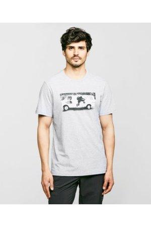 The North Face Men's Company Car T-Shirt - Grey/Mgy$, Grey/MGY$