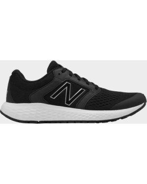 New Balance Men's 520 V5 Running Shoe - Black/Black, Black/Black