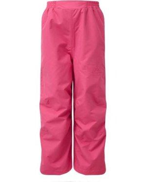 Hi-Gear Typhoon Children's Waterproof Overtrousers - Pink/Child, PINK/CHILD