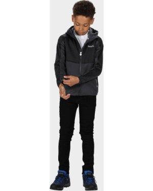 Regatta Kids' Bracknell Ii Softshell Jacket - Grey/Gry, Grey/GRY