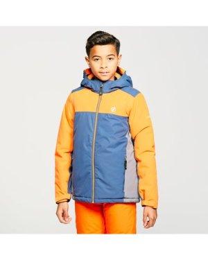 Dare 2B Kids' Sp20 Jacket - Orange/Blue, Orange/Blue