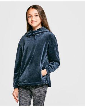 Regatta Kids' Kacie Hooded Fleece - Navy/Nvy, Navy/NVY