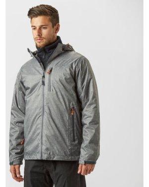 Peter Storm Men's Tornado Waterproof Jacket - Grey/Mgy, Grey/MGY
