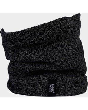 Heat Holders Men's Neck Warmer - Black/Black, Black/BLACK