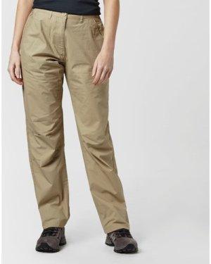 Peter Storm Women's Ramble Trousers (Long) - Beige/Stn, Beige/STN