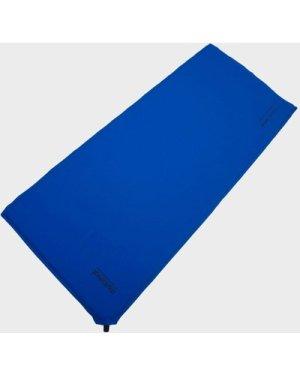 Multimat Trekker Compact 25 Self Inflating Sleeping Mat - Small - Blue, Blue