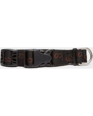 Mountain Paws Dickie Bow Collar - Large - Black/Blk, Black/BLK